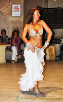 Turkish belly dancing