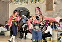Folk dances from various Anatolian regions