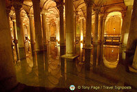 The Great Cistern of Justinian,