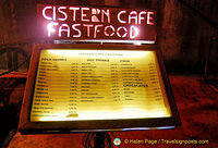 Cistern Cafe Fast Food