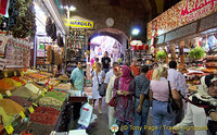 The Old Town and Egyptian (Spice) Market, Istanbul