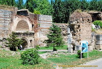 Remains of ancient Nicea