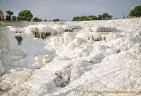 Pamukkale's cotton castle