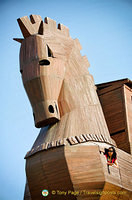 Me up in the Trojan horse