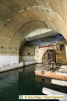 Secret Nuclear Submarine Base (Object 825 GTS), Balaklava
