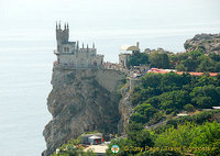 Swallow's Nest, Yalta