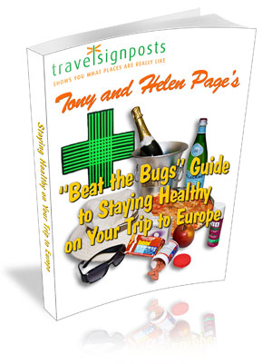 Beat the Bugs Guide on Staying Healthy on Your Trip to Europe