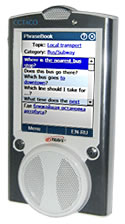 Ectaco Electronic Talking Translator