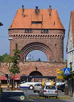 City Gate at Miltenberg, Germany