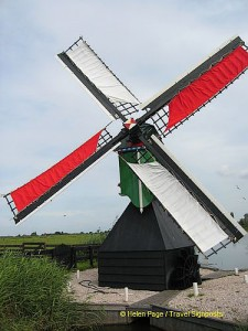 Windmill of Zaanse Schans