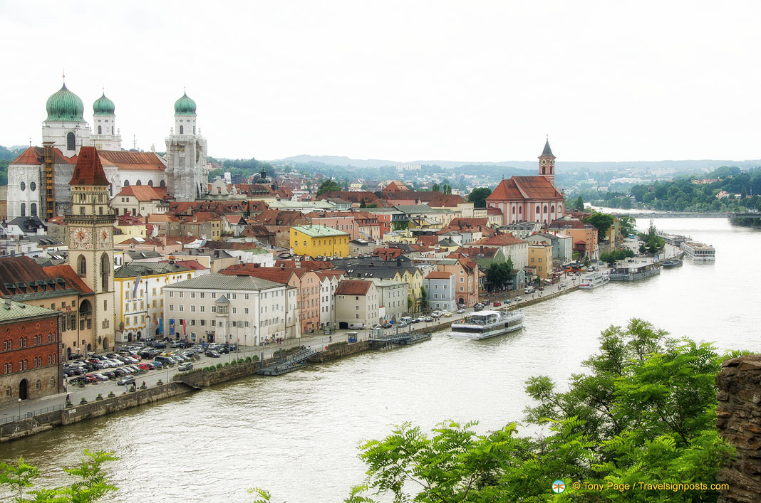 Danube Cruises from Passau