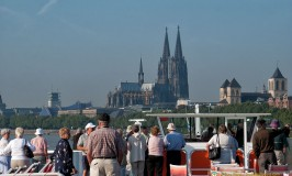 Cologne on the Rhine