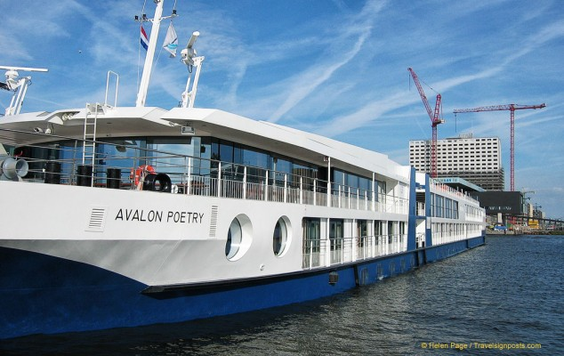 Amsterdam to Budapest River Cruise