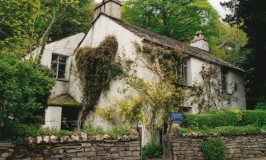 Dove Cottage at Grasmere