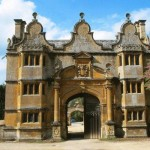 The Jacobean Gatehouse for Stanway House