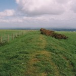 Walking on Offa's Dyke