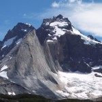 The magnificent peaks from the Torres del Paine 'W' circuit