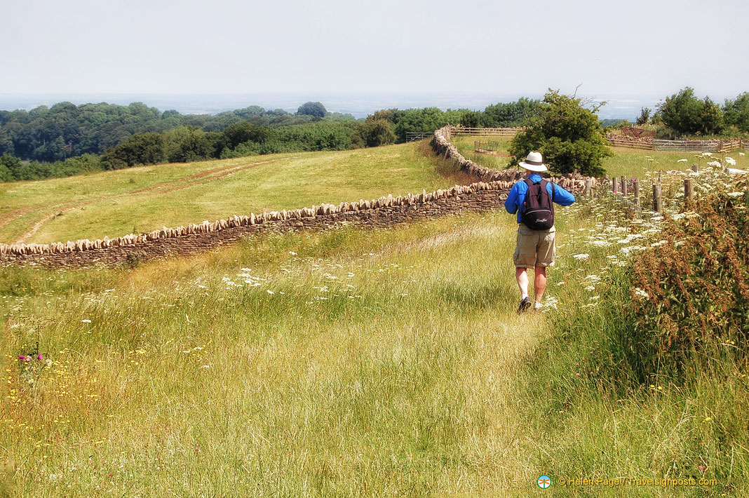 Cotswold Way - A Six-Day Ramble in the Cotswolds