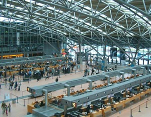 Hamburg Airport (HAM) | 100th Birthday Anniversary | Germany Travel