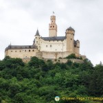 Marksburg – A Hilltop Medieval Castle Along the Rhine