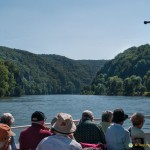 Cruising the Danube Gorge to Weltenburg Abbey
