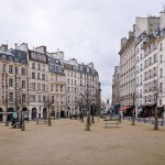 Place Dauphine – Named for the Dauphin of France