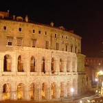 Roman Nights at the Teatro di Marcello – Summer 2015