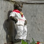 Manneken-Pis – A Bemusing National Treasure