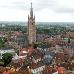 See Magnificent Views of Bruges from its Belfry