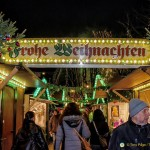 The Lively Freiburg Christmas Market