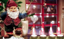 Christmas is all year round at the Santa Claus Village in Rovaniemi