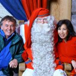 Finding out Santa Secrets on our Santa Claus Visit