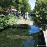 L'Isle-sur-la-Sorgue – nicknamed the Venice of Provence