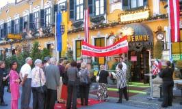 Marchfelderhof Restaurant - Vienna