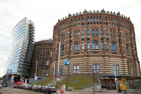Concerts at the Gasometer