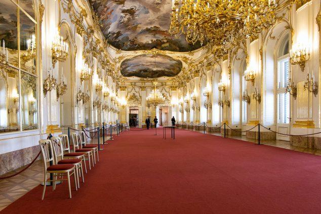 Great Gallery, Schönbrunn Palace , Vienna ©  Ralf Roletschek