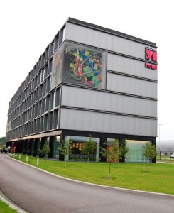 CitizenM Hotel - Schiphol Airport