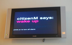 CitizenM Schiphol