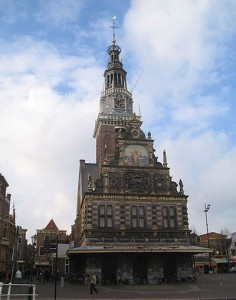 Alkmaar Cheese Weigh House
