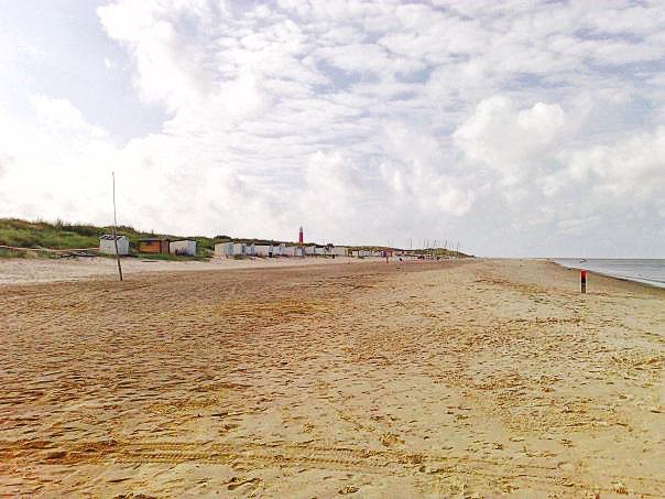 De Koog beach, Texel