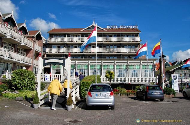 Art Hotel Spaander