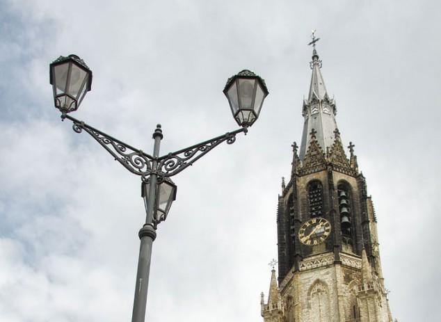 Nieuwe Kerk Tower