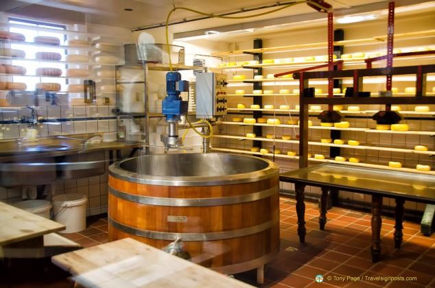 Jacobs Hoeve Cheese Farm