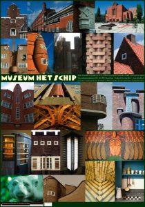 Het Schip Museum poster