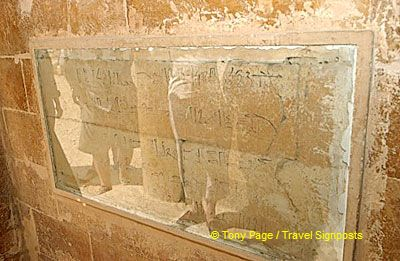 Prior to this, royal tombs were underground rooms covered by low sandy mounds