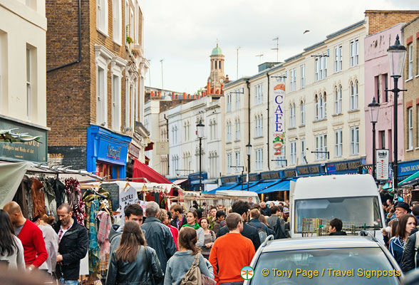 Portobello Markets