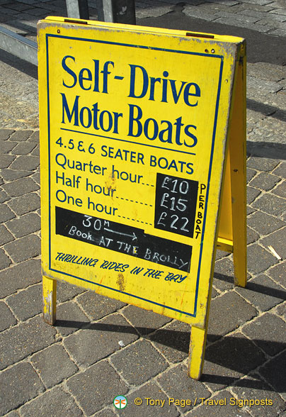 St. Ives boat hire