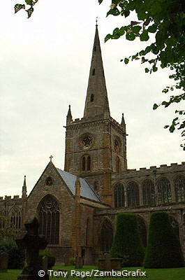 Holy Trinity Church  [Stratford-upon-Avon - England]
