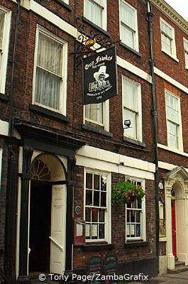 Guy Fawkes Free House - Birthplace of Guy Fawkes