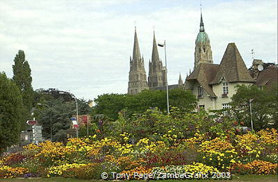 Bayeux - Normandy